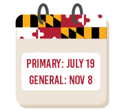 Primary Election day is April 26th, 2016. Polls are open from 7 am until 8 pm.