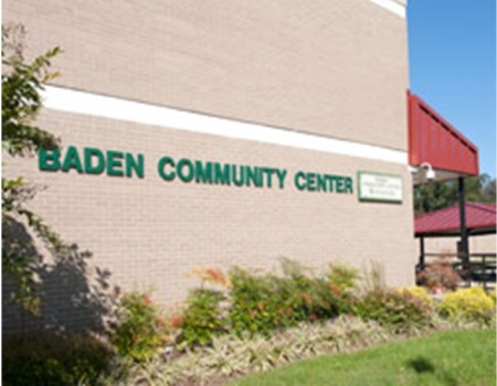 Prince Georges County Baden Community Center